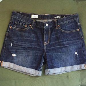 Sexy Boyfriend Denim Shorts